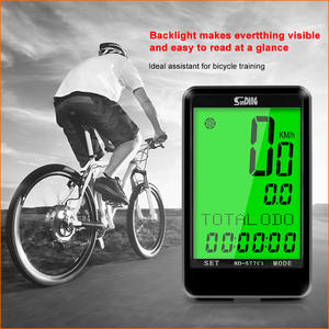 Sunding Bicycle Computer Accessories Stopwatch Cadence Sensor Odometer Wireless And SD-577C1
