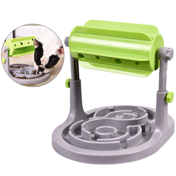 Interactive IQ Dog Educational Feeder