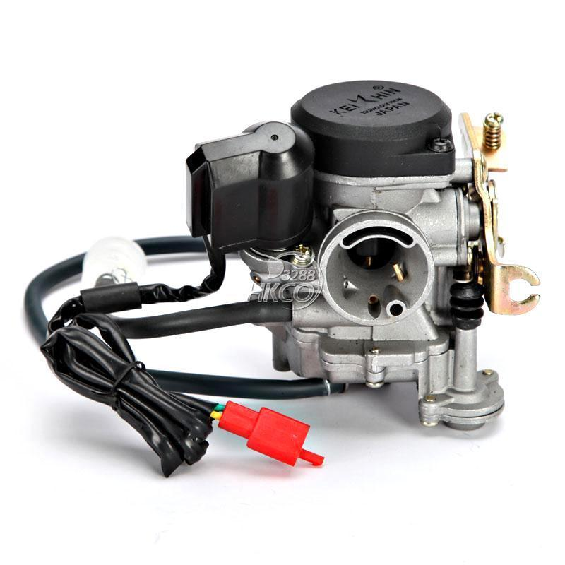 motorcycle carburetor fuel filter for 4 stroke gy6 50cc 110cc 50cc 110cc scooter gator 50. Black Bedroom Furniture Sets. Home Design Ideas