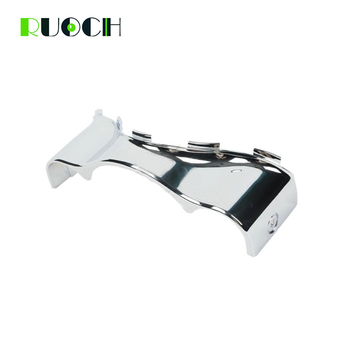 RUOCH Motorcycle Batwing Outer Fairing Lower Trim Skirt Fairing Case For Harley Davidson Touring Electra Street Glide 2014-2019