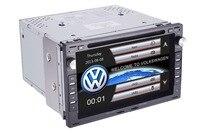 7 Сенсорный экран dvd плеер автомобиля для VW Golf 4 DVD gps Sharan T4 Passat B5 с 3g gps Bluetooth радио может автобус SD USB Бесплатная gps карта