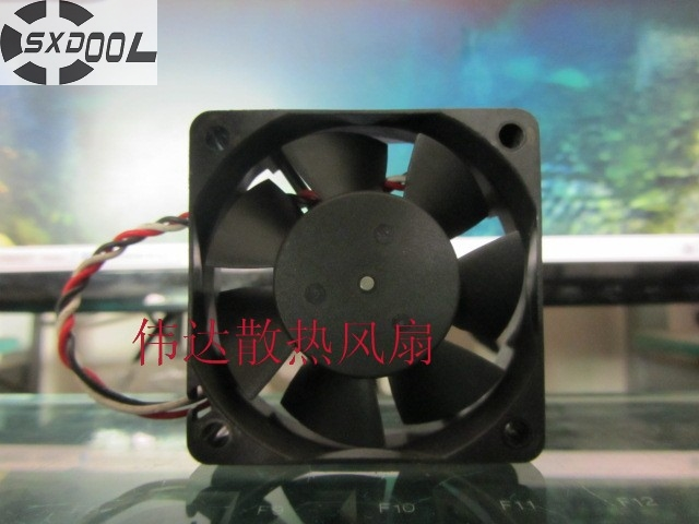 SXDOOL P / N:7R573 0620-12MBTA-1 DC 12V 0.35A For Dell chassis fans