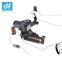 RL01 DSLR kits 5DII rigs video 5D2 camera slr dslr rig shoulder mount movie kit set cage handle stabilizer steadicam steadycam