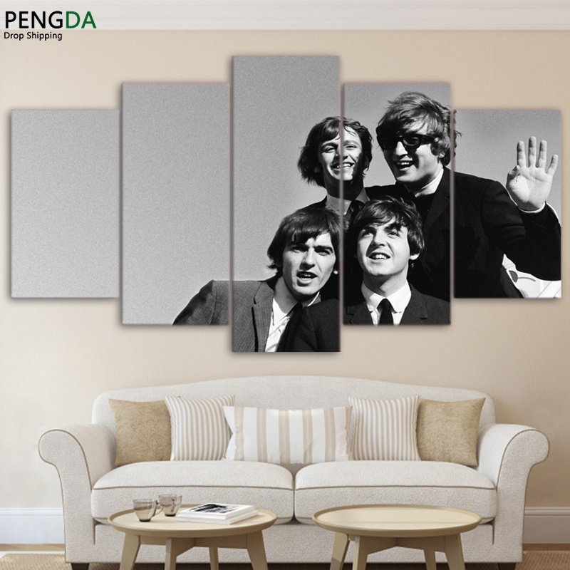 Popular Beatles Framed Prints Buy Cheap Beatles Framed Prints lots