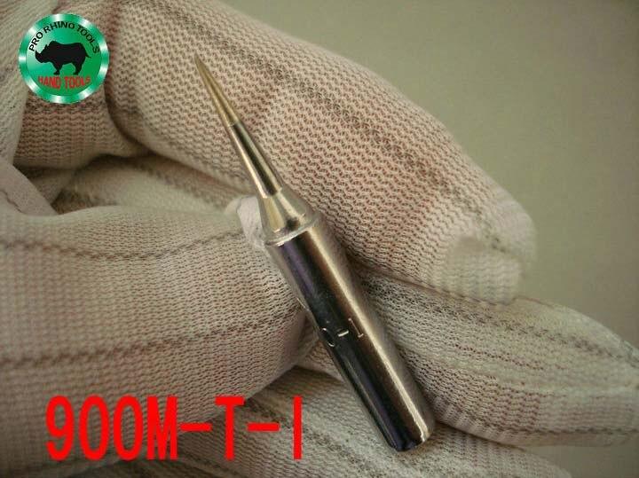 Japonais RHINOCÉROS Marque Fer pointe Modèle 900 M-TI Ultra-durable À Souder pointe Dédié pour 936 Welidng Pointe