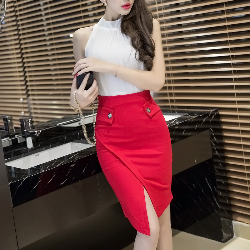 sexy clip femme sexy femme rouge clip jupe jupe fwCg5