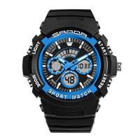 2017 New Brand Digital Watches Men And Women Fashion Cold Light Sports Watch Student Electronic Watch