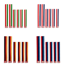 Anti-Collision Strip Rearview Mirror Flag Protection Cover 6Pcs Bumper Car Oor Door Guard Protector Strips