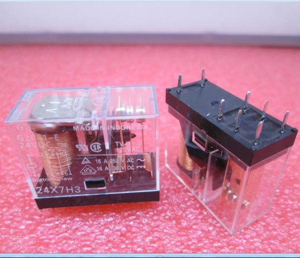 HOT NEW RELAY G2R-1-E-24VDC G2R-1-E 24VDC G2R-1 G2R DC24V DIP8