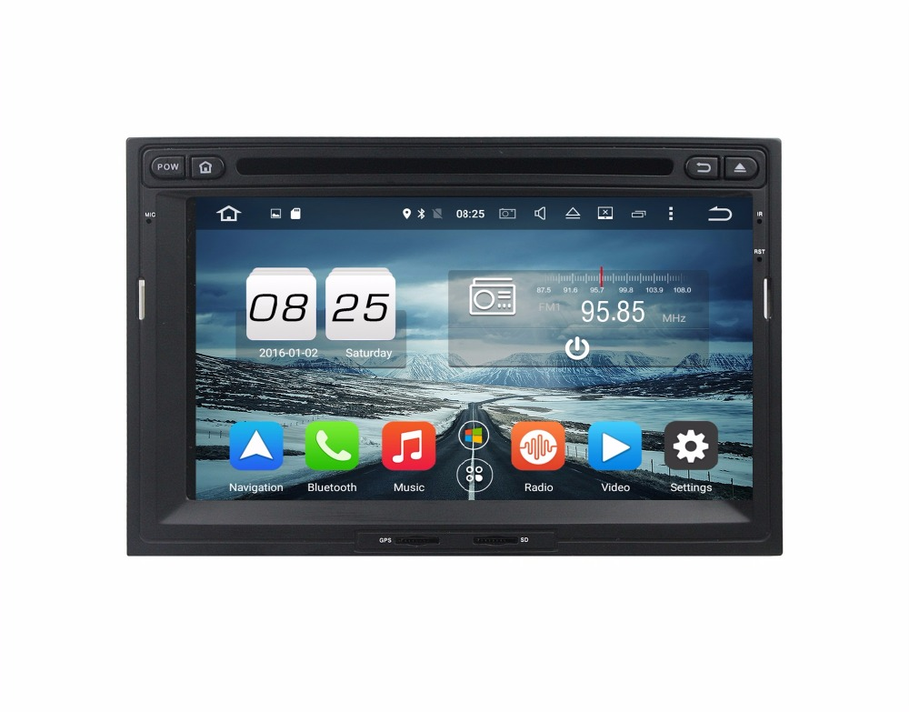 octa core 2 din 7 android 6 0 car radio dvd gps for peugeot 3008 5008 partner with 2gb ram. Black Bedroom Furniture Sets. Home Design Ideas