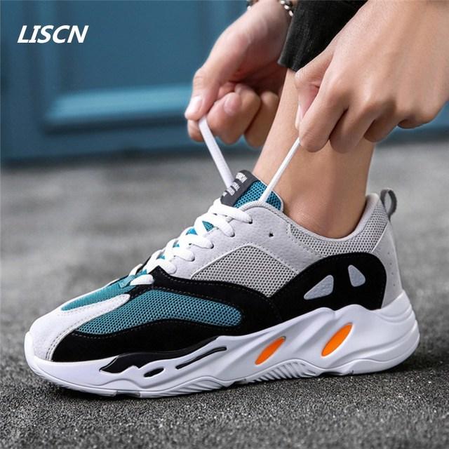 Casual Comfortable Students Outdoor Footwear