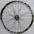 Mtb 26 29 27,5 ER 32 отверстия дисковый тормоз Горный велосипед переднее колесо шесть отверстий Центральный замок MTB велосипедные передние колеса 2 ...
