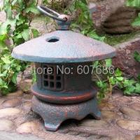 Vintage Rustic Iron Metal Hanging Garden Lantern Home Decor Hang Tea Light Candle Holder Outdoor Yard