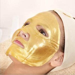 Image 2 - 10 Stuks Huidverzorging Vel Maskers Gouden Masker Anti Rimpel Whitening Gezichtsmasker Anti Aging Hydraterende Collageen Gezichtsmasker Promotionele