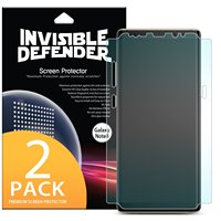 Ringke Full Coverage Screen Protector For Samsung Galaxy Note 8 Invisible Defender Thin HD Clearness Film