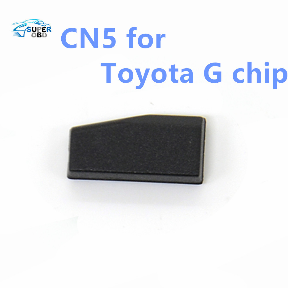 Newest 10pcs lot CN5 car key chip copy for Toyota G auto transponder CN5 chip for