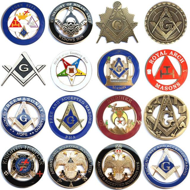 How to protect my masonic emblem