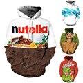 New 3d Digital Print Hooded Sweatshirt Unisex 3d Digital Print Pullover Clothes Hoodies Sweatshirt For Women Men Plus Size