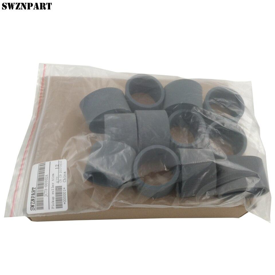 12 X Pickup roller tire for Samsung ML 1610 2010 2240 2245 SCX 4321 4521 ML-1610 ML-2010 ML-2240 SCX4521 JC73-00302A JC73-00211A 10 x brand new pickup roller jc97 02688a for samsung clp300 ml1641 1610 1640 2240 2241 2010 2510