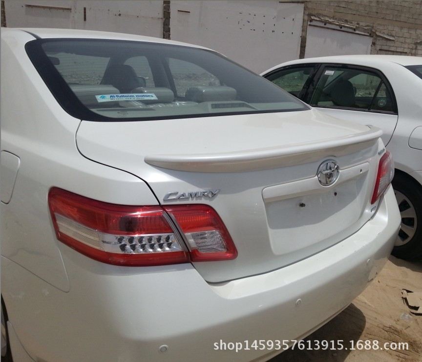 Toyota Camry Colors: Fit For Toyota Camry ABS Rear Spoiler Rear Wing With