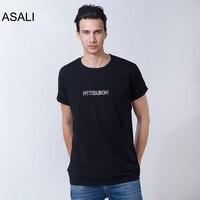 Men T Shirt 2017 Tees Summer Style Fashion Men T Shirt Short Sleeve Men Brand Print