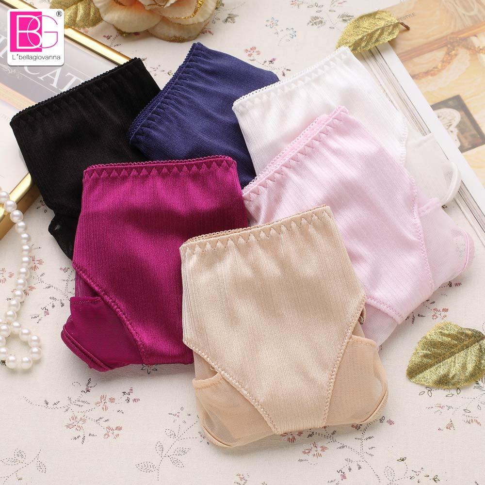 5pcs/lot Wholesale Womens Sexy Briefs Mesh Panties New Female Seamless Underwear Transparent Underpants intimates XXS-XL 1609P5