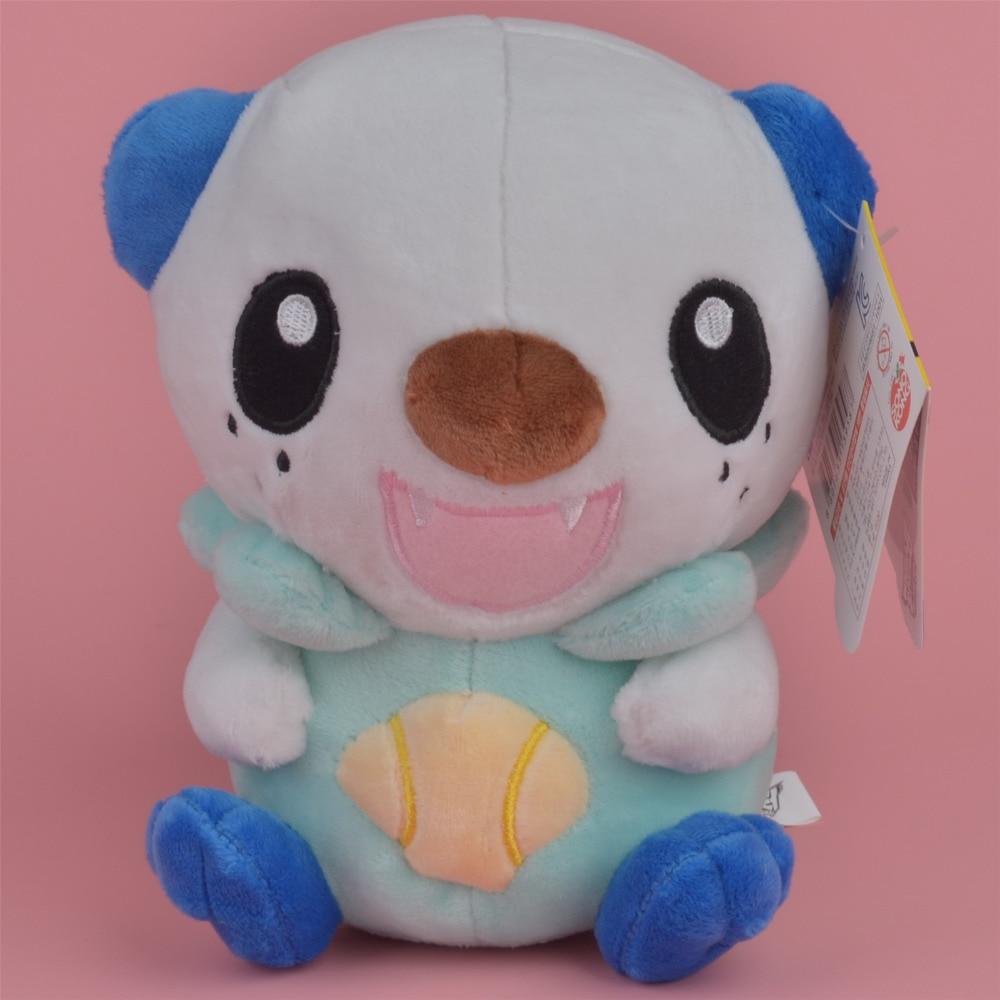 25cm Oshawott Baby Kids Doll Gift, Stuffed Plush Toy Free Shipping