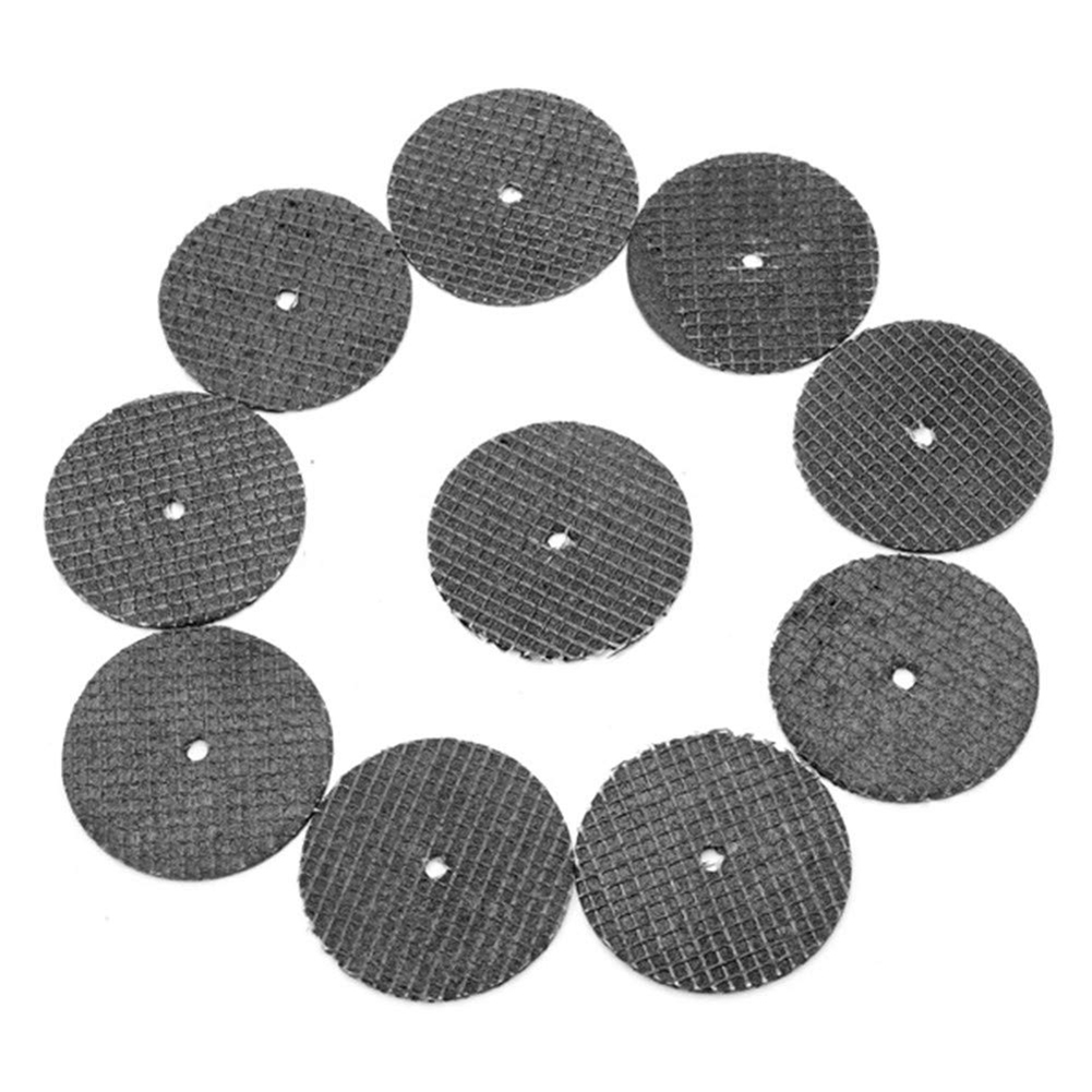 10pcs 32mm Resin Cutting Disc Cut Off Wheel Angle Grinder Disc Slice Fiber Reinforced Grinding Blade Cutter For Metal Iron