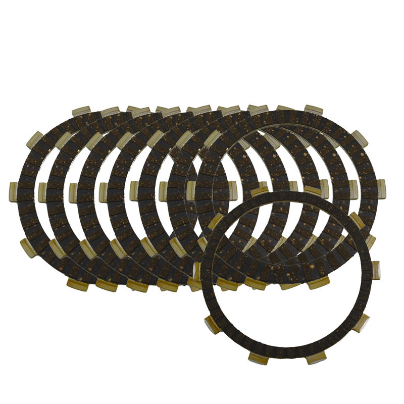 Motorcycle Engine <font><b>Parts</b></font> Clutch Friction Plates Kit For <font><b>Honda</b></font> CBR600F CBR600 F 1999-2007 <font><b>CBR600F4I</b></font> 2001-2006 CBR600FR 2002 image
