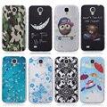 Мягкие TPU Силикона противоскольжения Чехлы для Samsung Galaxy S III S3/S4/S6/S7/S3 Mini/S4 мини/S5 Mini/S6 Edge/S6 Edge Plus/S7 Край case