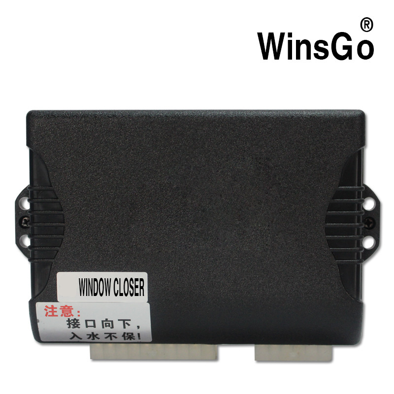 WINSGO Car Window Closer Closing Open Power One by One For Kia Sportage Left hand Drive