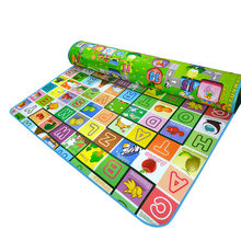 Baby Play Mat Eva Foam Toys For Children's Mat Playmat Kids Developing Mat Different Pattern Gift For Baby(China)