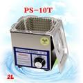 1 шт. 110В/220В PS-10T 70Вт 2л Ультразвуковые очистительные машины детали для печатной платы лабораторный очиститель/электронные продукты и т. Д.