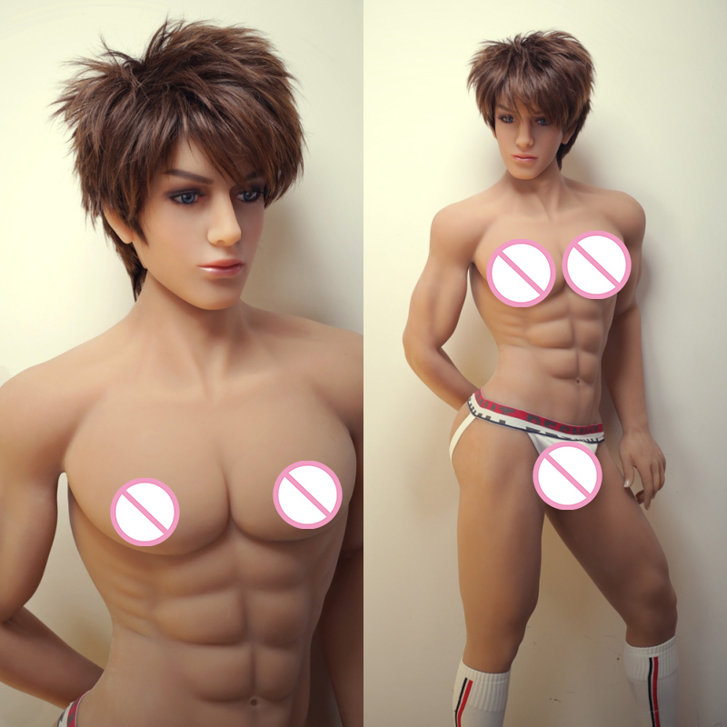 High quality TPE Silicone Gay Male <font><b>Sex</b></font> <font><b>Dolls</b></font> <font><b>160cm</b></font> Realistic big penis metal skeleton Real Love <font><b>Doll</b></font> For Women Adult Products image
