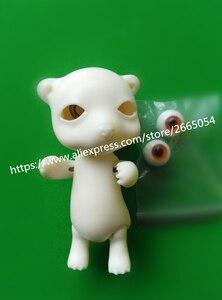 Маленькие медовые Медвежата AQK(AQK) BJD 1/12, милые пятна для домашних животных (бесплатно для пары глаз)
