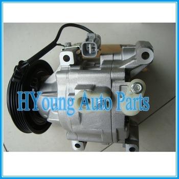 Factory direct sale auto a/c compressor SCSA06C for Toyota Yaris/VERSO 442100-2060 447220-6067 447220-6253 447220-6254