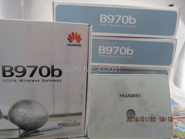 Huawei b970 b970B ranhura sim roteador sem fio