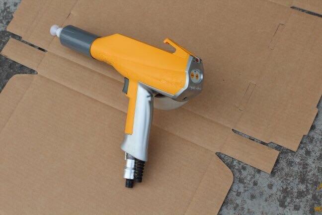 Gun shell pour Gema Optiflex électrostatique manuel revêtement en poudre pistolet