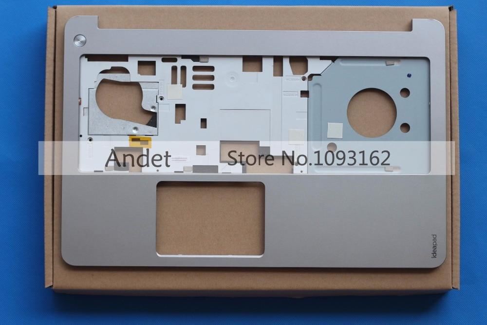 95% New Original For Lenovo IdeaPad U510 Palmrest Keyboard Bezel Cover AP0SK000D00 new keyboard for lenovo ideapad 310 15isk 510 15isk laptop keyboard uk black backlight