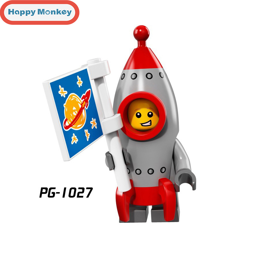 pg-1027 Rocket Boy