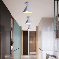 Led ceiling lights plafond lamp for home living room lights ceiling light fixture Porch balcony of the hallway lamp corridor