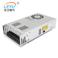 2 years guarantee high efficient 350w power NES 350 36 single output 9.7A 36V ac dc led power source switching power supply
