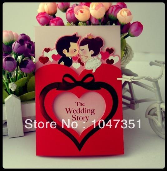 latest wedding card designs Fashion wedding invitation card – Latest Wedding Invitation Cards Designs