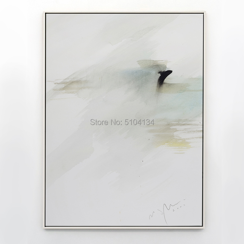 Art Hand painted Abstract Oil Paintings Abstract canvas Oil Painting wall painting for Living Room home Decoration in Painting Calligraphy from Home Garden