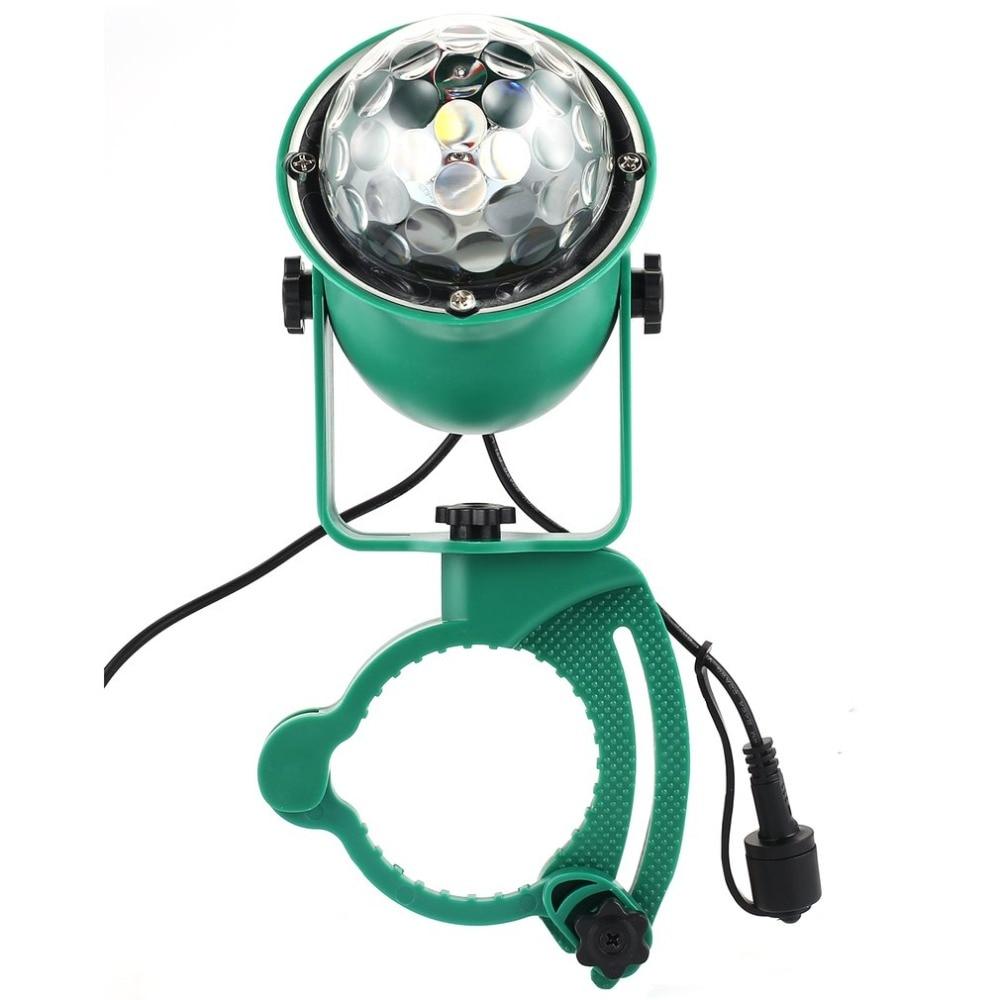 LED tree projector lamp outdoor waterproof garden landscape magic ball tree flame lamp