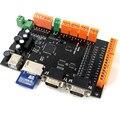 Для MDK2 CNC USB 4-осевой контроллер шагового двигателя Breakout Board с MPG интерфейсом