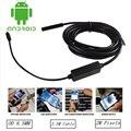2 Milhões De Pixels Android Endoscópio 3.5 M 8.5 MM Lente de Vídeo USB HD Endoscópio Snake Inspeção Câmera Mini 6LED Ipx67 Cam