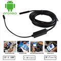 2 Million Pixels Android Endoscope 3.5M 8.5MM Lens USB HD Ipx67 Inspection Mini Camera 6LED Borescope Snake Video Cam