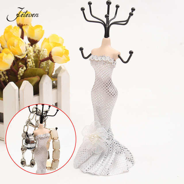 Exquisite Mermaid Mannequin Jewelry Display Model Bracelet Frame