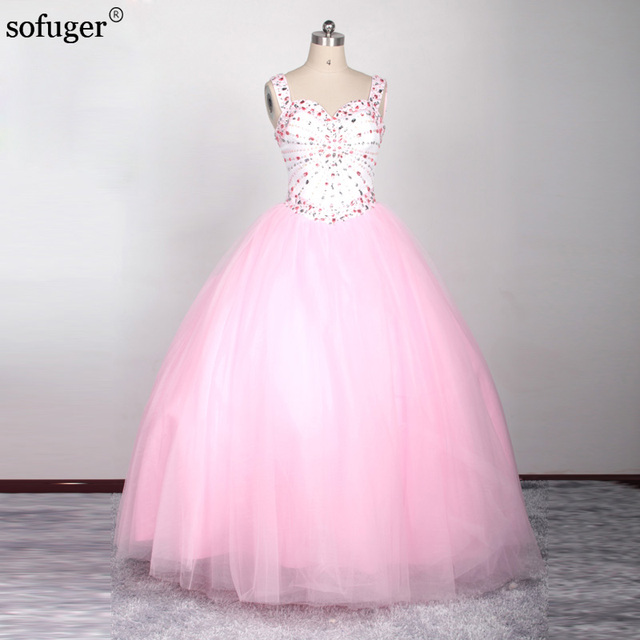 Gorgeous Grape Quinceanera Dress Ball Gown Beaded Crystals Ruffles ...